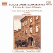 Famous Operetta Overtures - CD