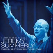 Jeremy Summerly: Artist Profile Series - Summerly, Jeremy - CD