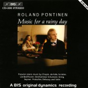 Roland Pöntinen - Music for a Rainy Day, Vol.1 - CD