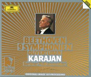 Herbert von Karajan, Berliner Philharmoniker, Agnes Baltsa, Vinson Cole, Janet Perry, José van Dam, Wiener Singverein: Beethoven: 9 Symphonies - Karajan (1982-1985) - CD
