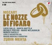 Zubin Mehta, Orchestra Del Maggio Musicale Fiorentino: Mozart: Le Nozze Di Figaro - CD
