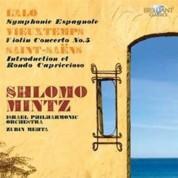 Shlomo Mintz, Israel Philharmonic, Zubin Mehta: Lalo: Symphony Espagnole - CD