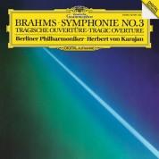 Herbert von Karajan, Berliner Philharmoniker: Brahms: Symphony No. 3 - Plak