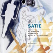 Anne Queffelec: Satie: Piano Works - CD