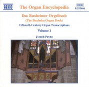 Buxheimer Orgelbuch (Das), Vol.  1 - CD
