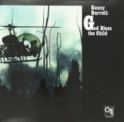 Kenny Burrell: God Bless the Child - Plak