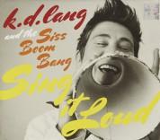 K.d. Lang: Sing It Loud - CD