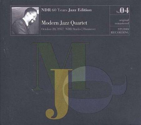 The Modern Jazz Quartet: NDR 60 Years Jazz Edition (MJQ) - Plak