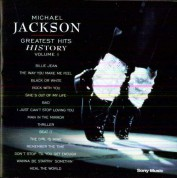 Michael Jackson: Greatest Hits - HIStory Volume I - CD
