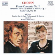 Chopin: Piano Concerto No. 2 / Krakowiak - CD