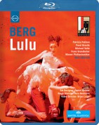 Tanja Ariane Baumgartner, Pavol Breslik, Patricia Petibon, Franz Grundheber, Michael Volle, Wiener Philharmoniker, Marc Albrecht: Berg: Lulu - BluRay