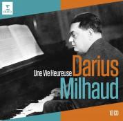 Darius Milhaud Edition - Une Vie heureuse - CD