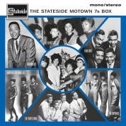 Çeşitli Sanatçılar: The Stateside Motown 7s Box - Single Plak