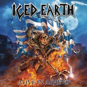 Iced Earth: Alive In Athens (20th Anniversary - Limited Edition) - Plak