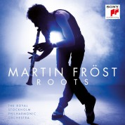 Martin Fröst: Roots - CD