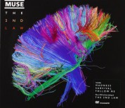 Muse: The 2nd Law (Ltd. Edition) - CD