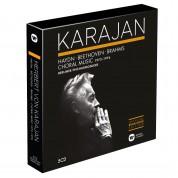Herbert Von Karajan, Berliner Philharmoniker: Herbert von Karajan Edition 10 - Choral Music II 1972-1976 - CD