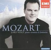 Lars Vogt: Mozart: Piano Sonatas & Fantasias - CD