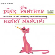 Henry Mancini: The Pink Panther - Plak