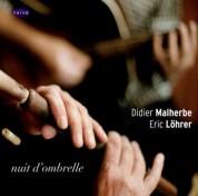 Didier Malherbe: Nuit d'ombrelle - CD