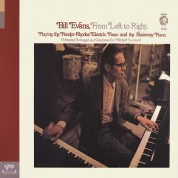 Bill Evans: From Left To Right (VBR) - CD