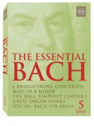 Johann Sebastian Bach: The Essential Bach - DVD