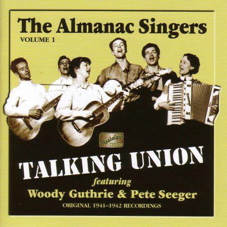 Almanac Singers: Talking Union (1941-1942) - CD