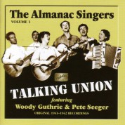 Almanac Singers: Talking Union (1941-1942) - CD