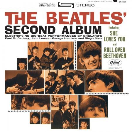 The Beatles: Second Album - CD
