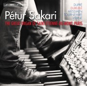 Pétur Sakari: French Organ Music - SACD