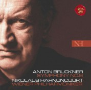 Nikolaus Harnoncourt, Wiener Philharmoniker: Bruckner: Symphony No 9 - CD