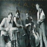 Christy Doran, Fredy Studer, Bobby Burri, Olivier Magnenat: Musik für zwei Kontrabasse, elektrische Gitarre und Schlagzeug - Plak