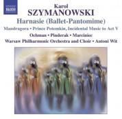 Warsaw Philharmonic Orchestra: Szymanowski, K.: Harnasie / Mandragora / Prince Potemkin: Incidental Music To Act V - CD