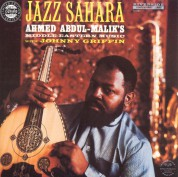 Ahmed Abdul Malik: Jazz Sahara - CD