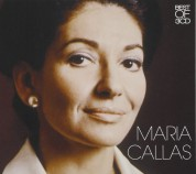 Maria Callas - Best of - CD