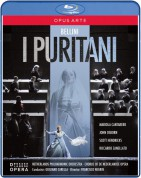 Bellini: I Puritani - BluRay