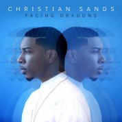 Christian Sands: Facing Dragons - Plak