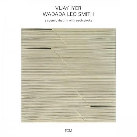 Vijay Iyer, Wadada Leo Smith: A cosmic rhythm with each stroke - CD