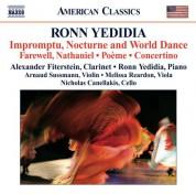 Alexander Fiterstein, Ronn Yedidia: Yedidia: Impromptu, Nocturne and World Dance - CD