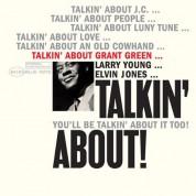 Grant Green: Talkin' About - Plak