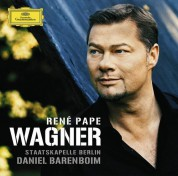 René Pape: Wagner: Scenes And Arias - CD