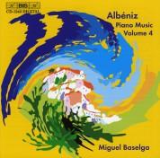 Miguel Baselga: Albéniz: Complete Piano Music, Vol. 4 - CD