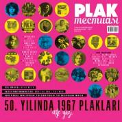 Plak Mecmuası Sayı: 1; Kasım Aralık 2017 - Ocak 2018 - Dergi