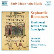 Sephardic Romances: Traditional Jewish Music From Spain - CD