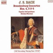 Capella Istropolitana: Bach: Brandenburg Concertos Nos. 4-6 - CD
