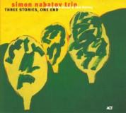 Simon Nabatov: Three Stories, One End - CD