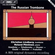 Christian Lindberg, Roland Pöntinen: The Russian Trombone - CD