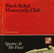 Black Rebel Motorcycle Club: Specter At The Feast - CD
