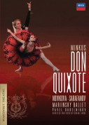 Artists of the Mariinsky Ballet, Pavel Bubelnikov: Minkus: Don Quixote - DVD