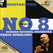 Paavo Berglund, Russian National Orchestra: Shostakovich: Symphony No. 8 - SACD